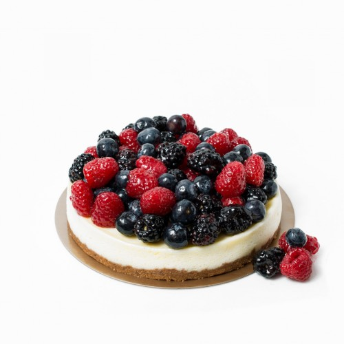 Cheesecake with Fruit 7