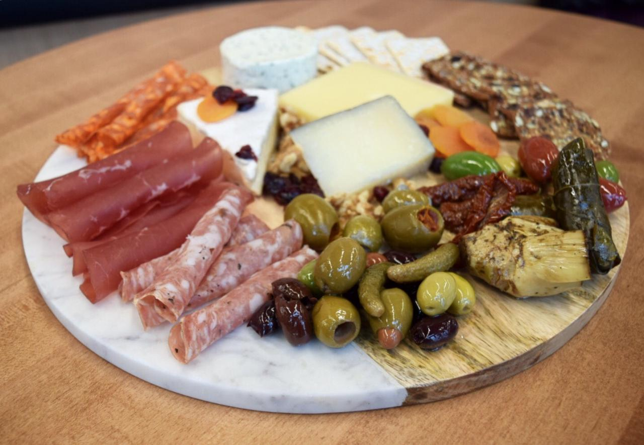 How To Build a Charcuterie Board Like a Pro